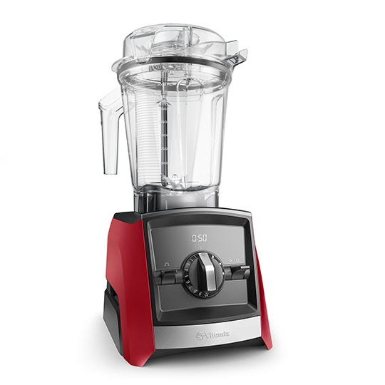 Image of Vitamix Ascent A2500i Rød