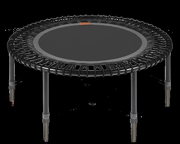 Image of   Bellicon - verdens bedste trampolin (grå-sort)