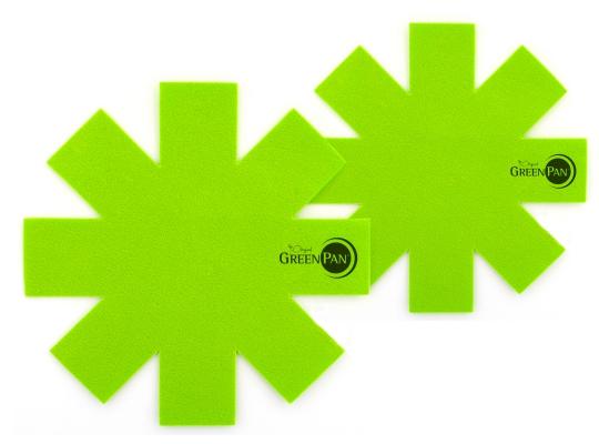 Image of   Greenpan Protective Sheets - Sæt med 2 stk.