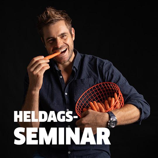 Image of   VIP Heldagsseminar med Mads Bo d. 13. september i Kolding