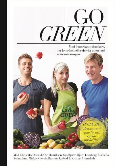 Image of   Go Green - flere kødfrie dage