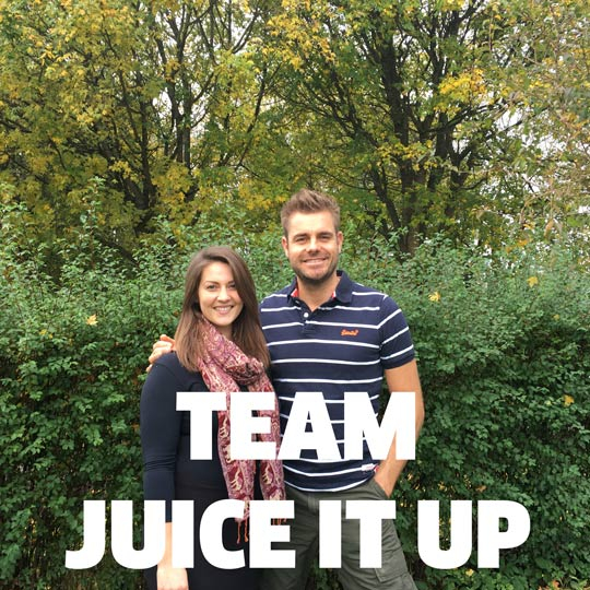 Image of   Juice It Up 22. September