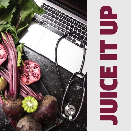 Image of   Juice It Up 4. Februar