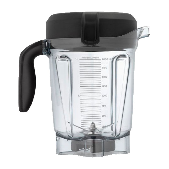 Image of   Vitamix Low-Profile Vådkande 2 L