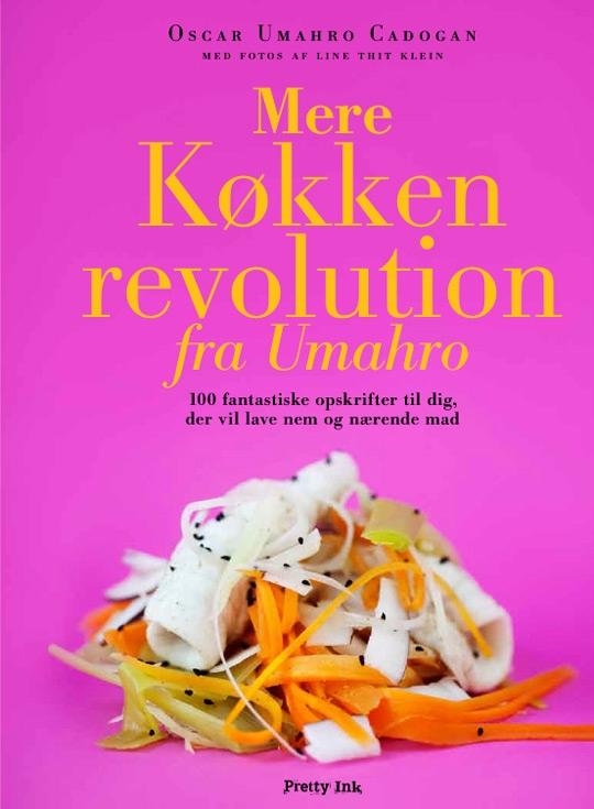 Image of   Mere Køkkenrevolution fra Umahro