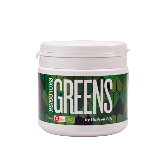 Image of   Greens by High on Life