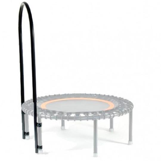 Image of   Bellicon balancehåndtag, 100 cm, sort, halvcirkulær