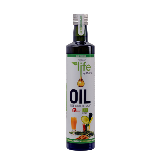 Image of Oil by High on Life - Ø