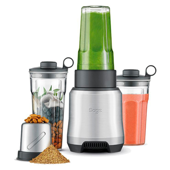 Image of Sage blender The Boss To Go PLUS