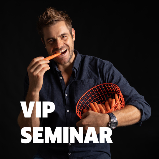 Image of   VIP Heldagsseminar med Mads Bo d. 25. oktober i Aarhus