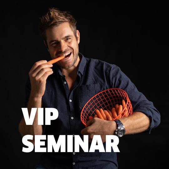 Image of   VIP Heldagsseminar med Mads Bo d. 7. november København