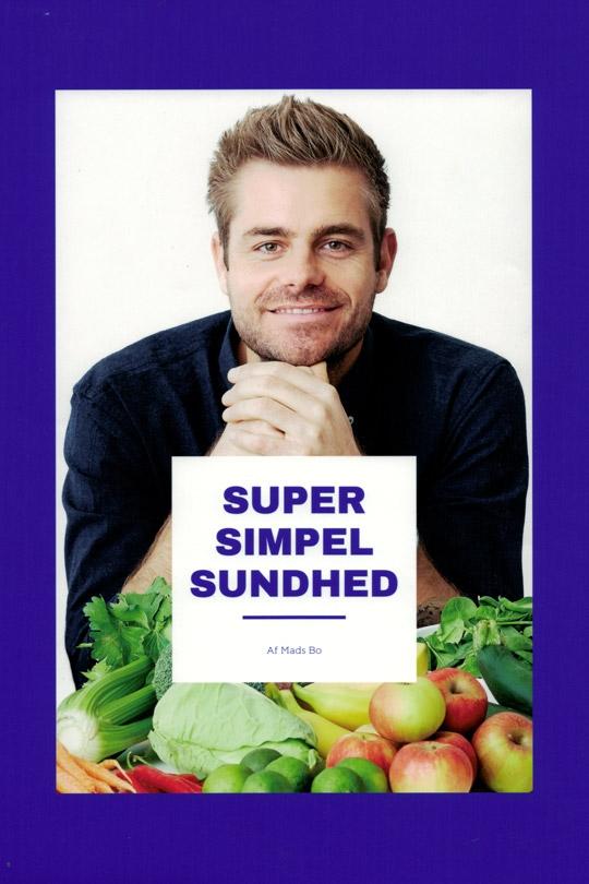 Image of   Super Simpel Sundhed af Mads Bo