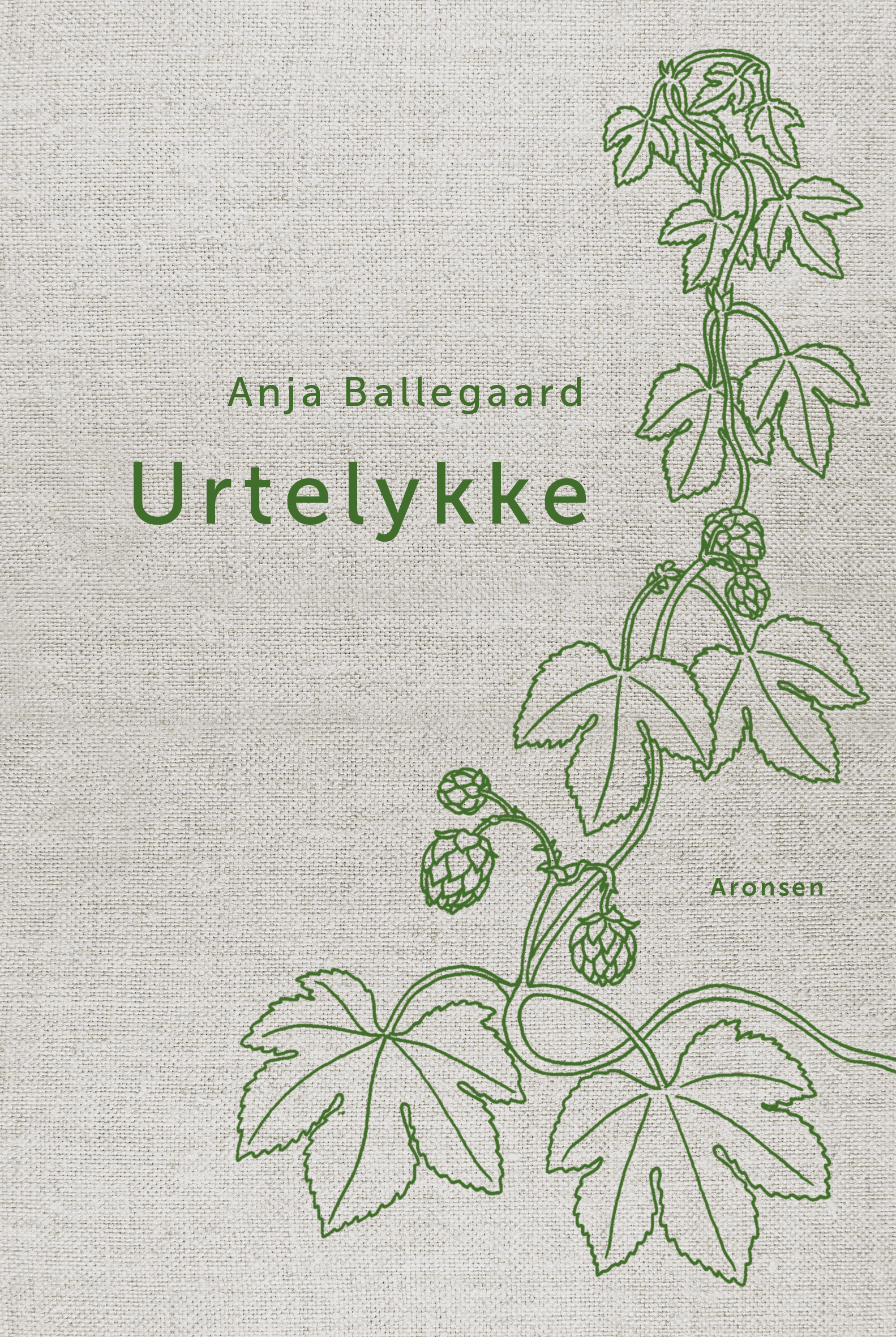 Image of   Urtelykke af Anja Ballegaard